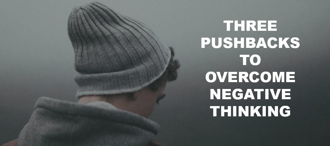 overcome negative thinking