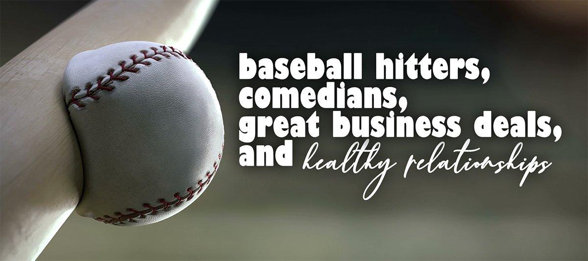 baseball and relationships
